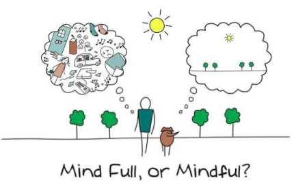 mindful dessin
